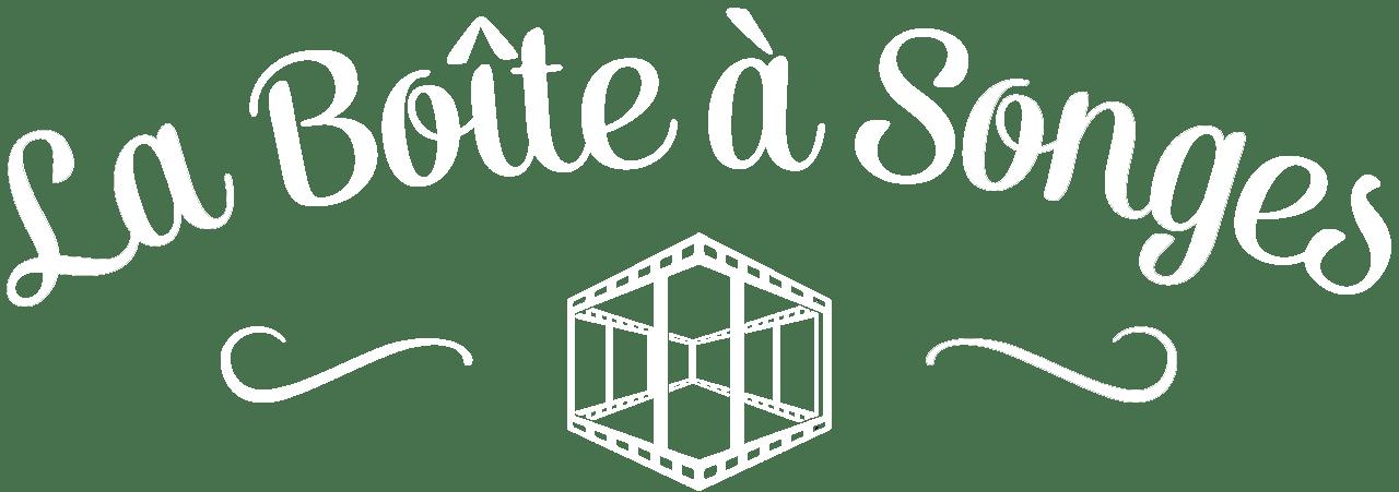 logo de la boîte de production la boîte à songes