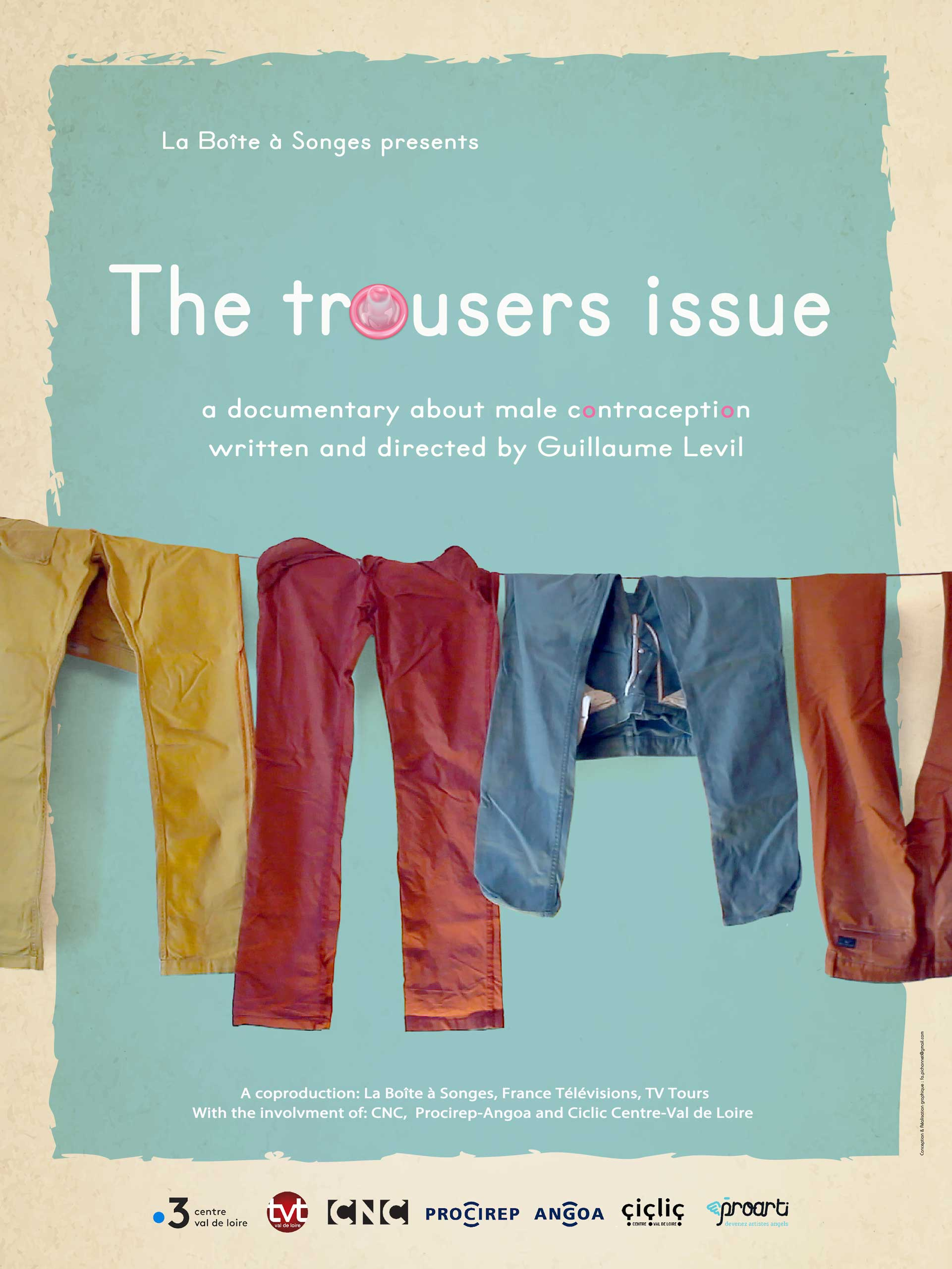 poster of the movie trousers issue